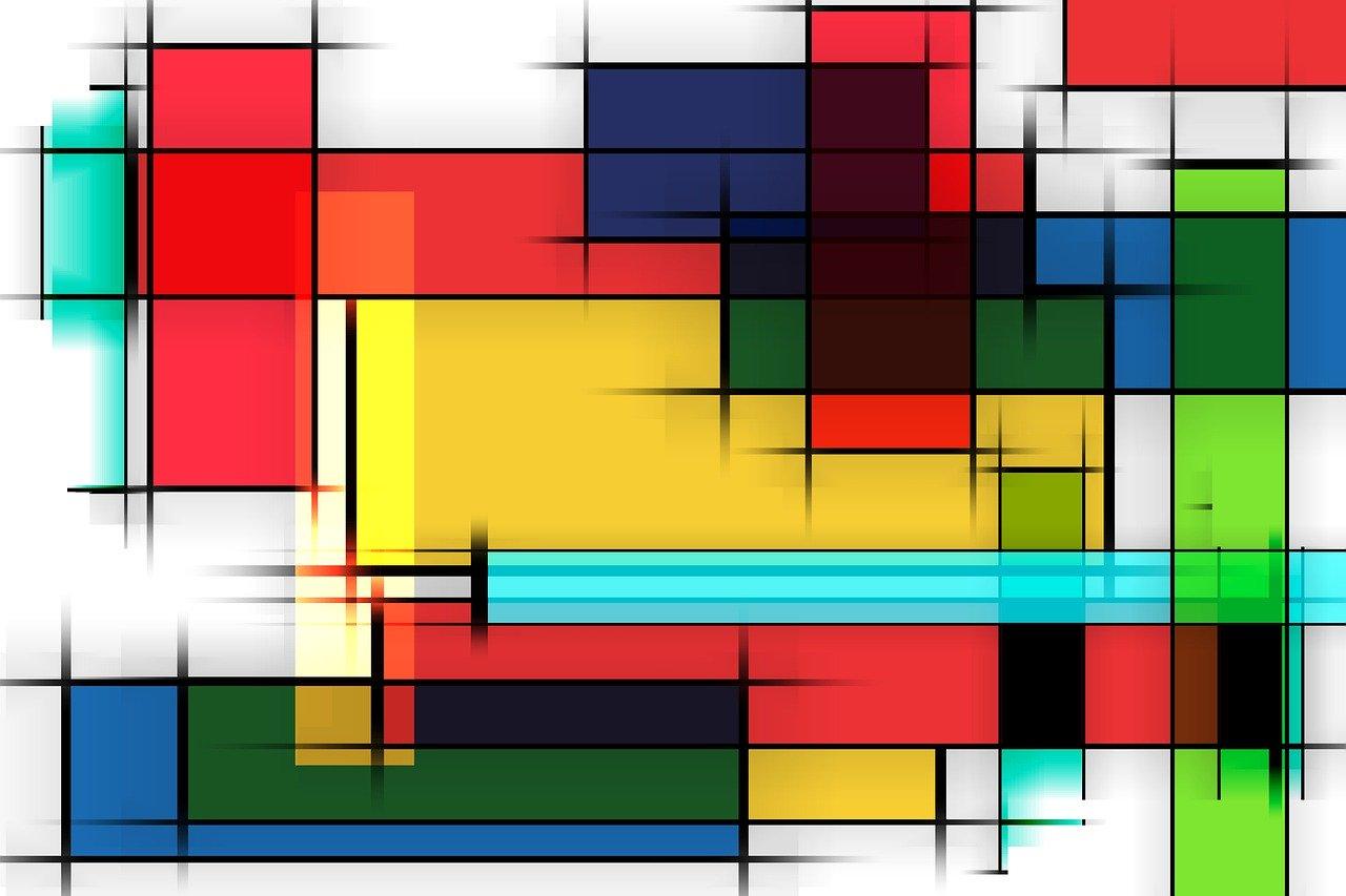 color, rectangle, square
